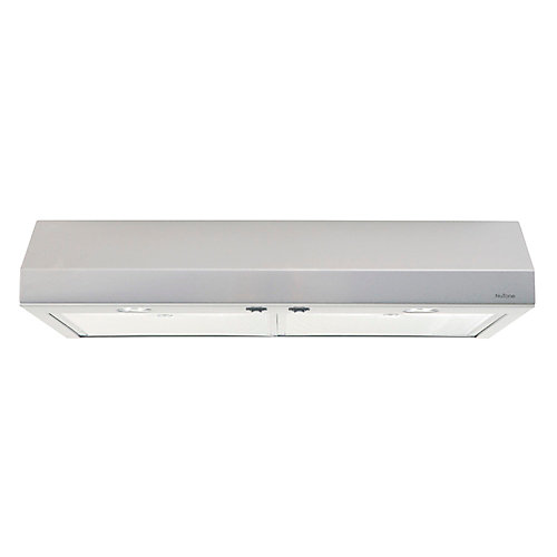 30 Inch, Stainless Steel Model Under Cabinet Hood