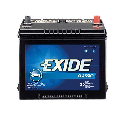 Classic Automotive Battery - Group 24f