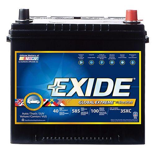 Extreme Automotive Battery -Group 35