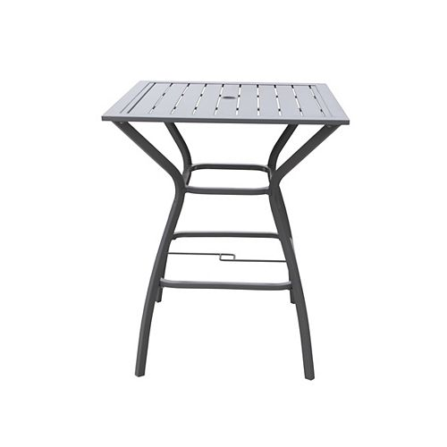 White Rock Patio High Dining Table