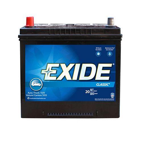 Classic Automotive Battery - Group 34