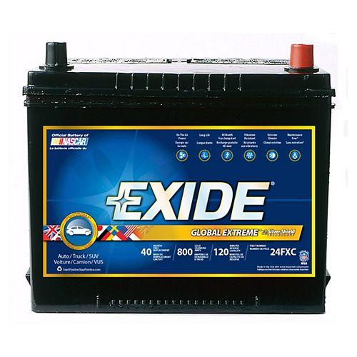 Extreme Automotive Battery - Group 24f