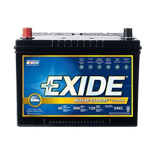 Extreme Automotive Battery - Group 34
