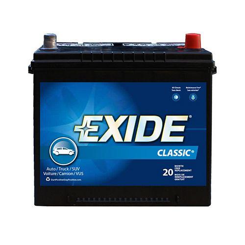 Classic Automotive Battery - Group 35
