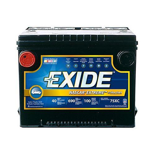 Extreme Automotive Battery - Group 75