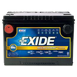Exide Extreme Gr 78