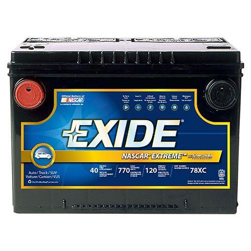 Extreme Automotive Battery - Group 78