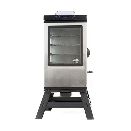 30-inch Bluetooth Smart Digital Electric Smoker