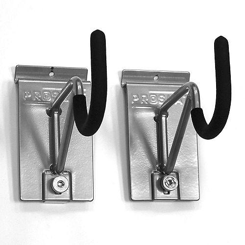 Proslat Wall Storage Solutions - Super Duty Hook - (2-Pack)