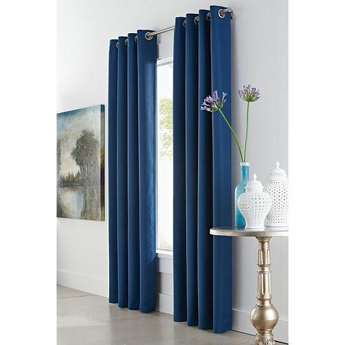 Panneau à œillets, turquoise, 54 x 84