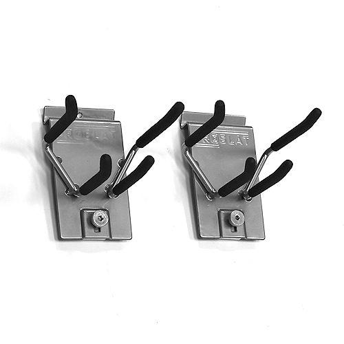 Wall Storage Solutions - Ski Hook - (2-Pack)
