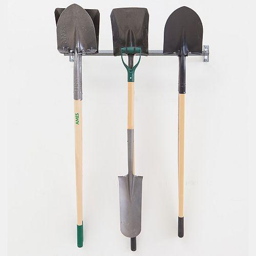 Shovel Storage Rack