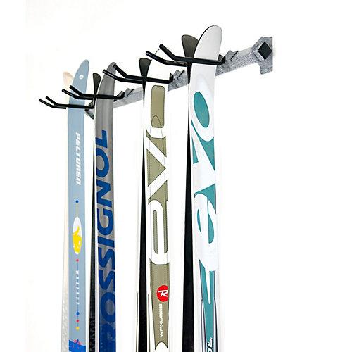 Support de rangement pour skis de fond, 4 paires