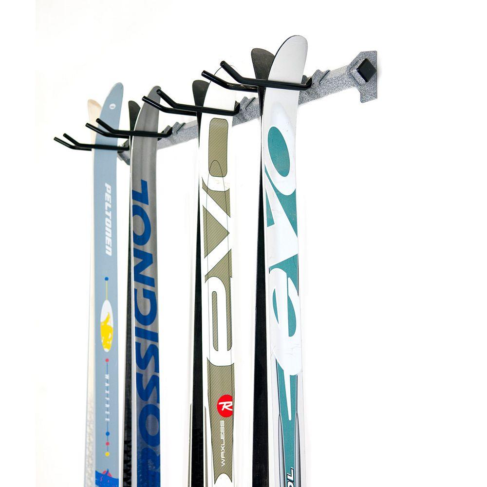 Monkey Bars Support De Rangement Pour Skis De Fond 4 Paires Home Depot Canada