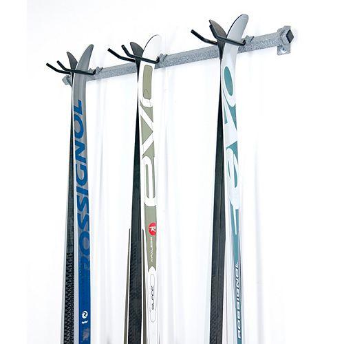 ensemble de rangement pour ski de fond multiple (3 pairs)