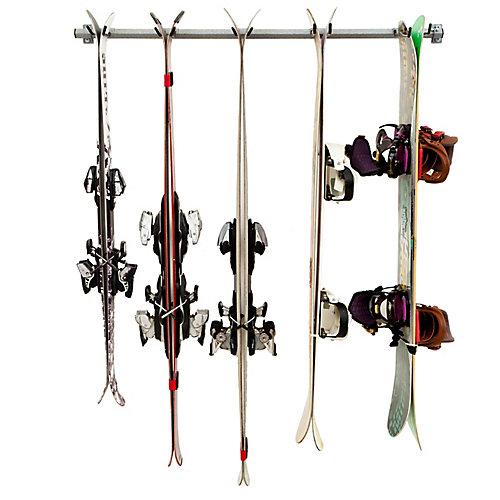 Support de rangement pour skis et planches à neige