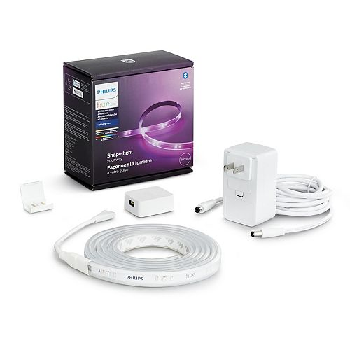 Hue White & Colour Ambiance LightStrip Plus smart LED strip