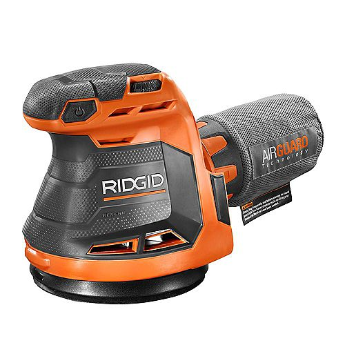 18V Cordless 5-inch Random Orbit Sander (Tool Only)