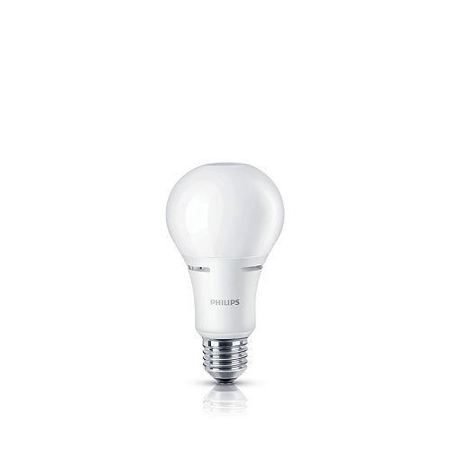 Philips Lampe de menage décoratifs A21 DEL 100 W  À culot moyen.