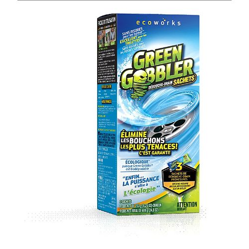 233g Drain Cleaning Powder (3-Pack)