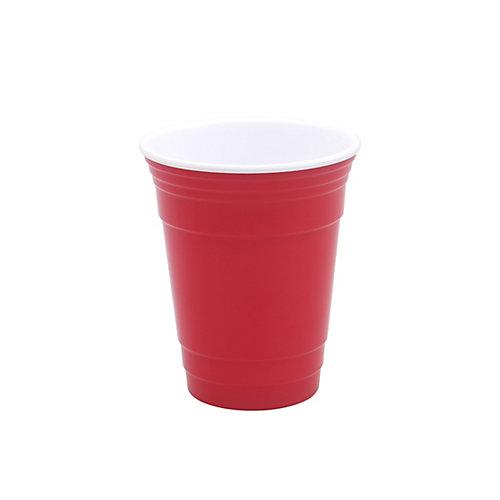 Ensemble de verres de fête en polypropylène 500ml (4pièces)