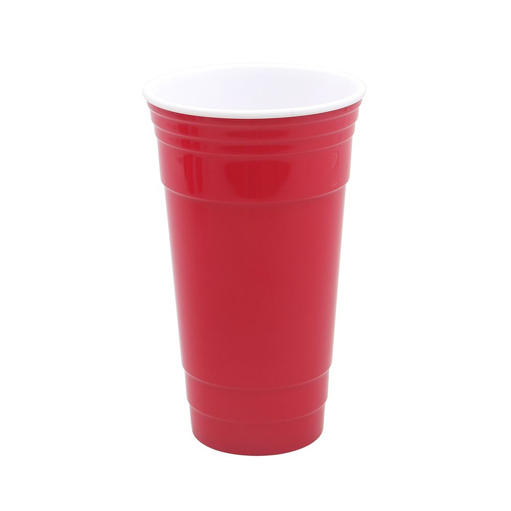 HDG GEN 32 oz. Party Cup in Red