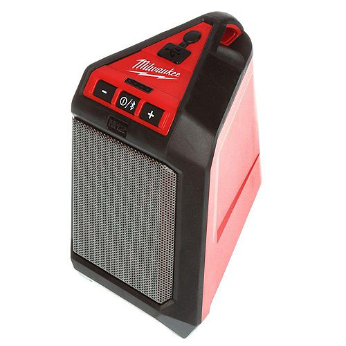 Haut-parleur de chantier sans fil Bluetooth M12 12V Lithium-Ion (outil uniquement)