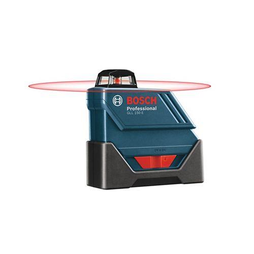 Bosch Laser extérieur GLL 150 ECK et accessoires
