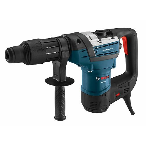 120V Corded 1 9/16-inch SDS-Max Combination Hammer Drill with Carrying Case