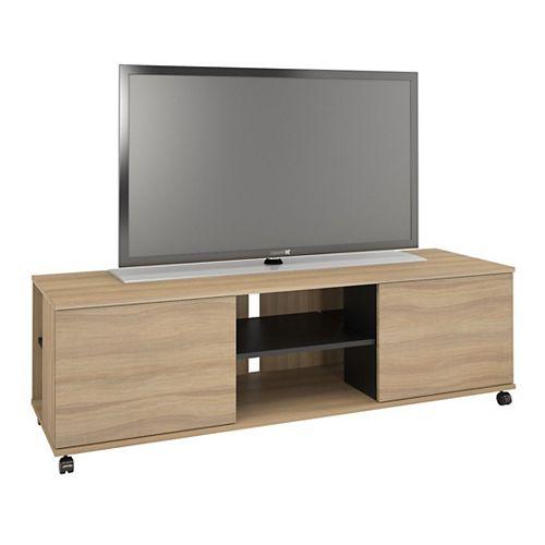 Jasper 59.75-inch x 18.25-inch x 18.75-inch TV Stand in Beige