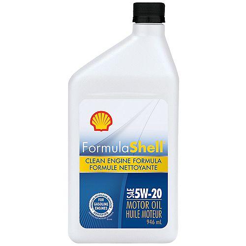 5W20 946mL Motor Oil
