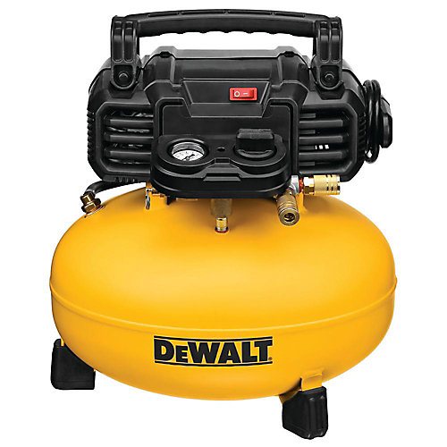 22.7 L 165 PSI Electric Pancake Air Compressor