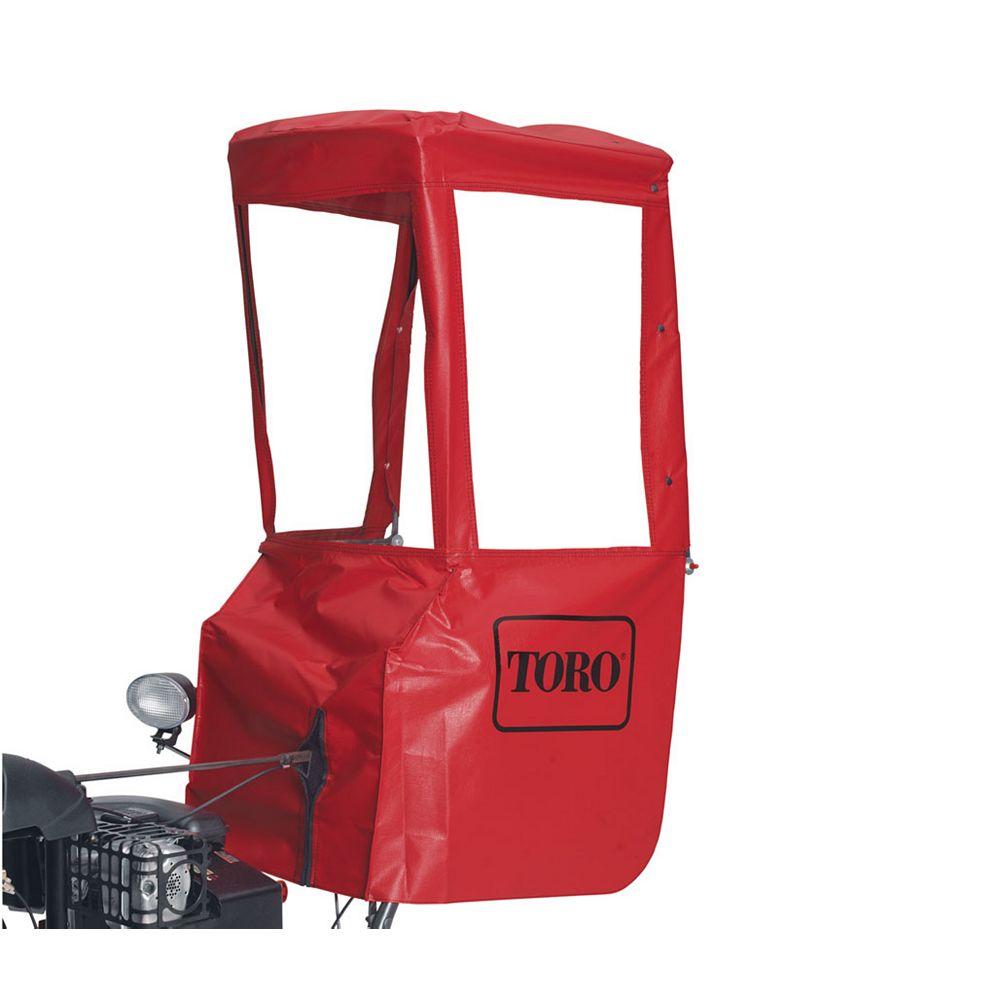 Toro Two-Stage Snowblower Operator Cab Enclosure
