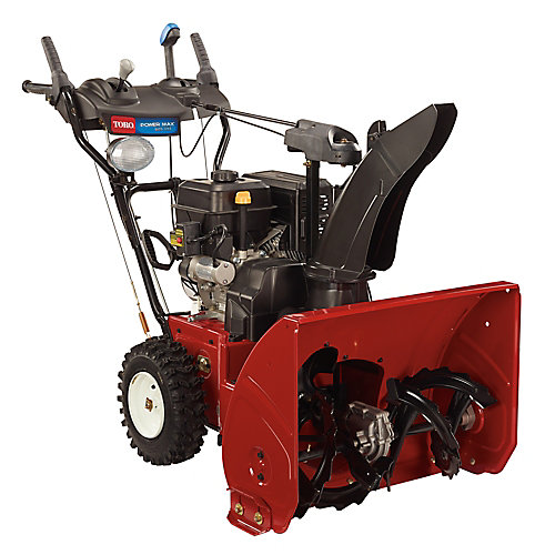 Powermax CTS 826 OXE Two-Stage Gas Snow Blower with 26-inch Clearing Width