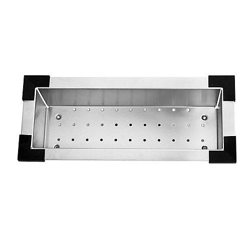 Stainless Steel Kitchen Sink Colander
