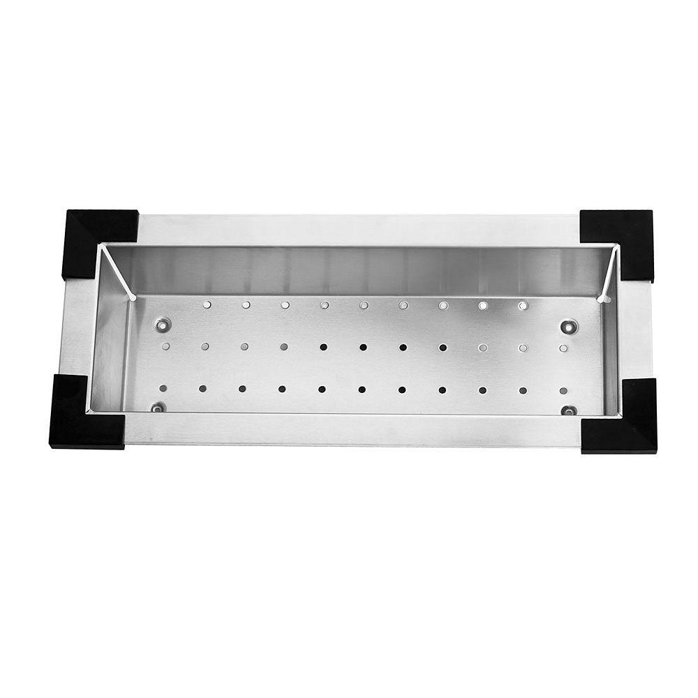 VIGO Stainless Steel Kitchen Sink Colander