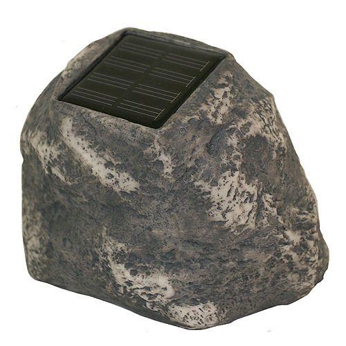 Solar Rock Light
