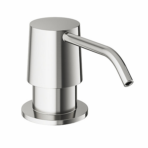 Kitchen Soap Dispenser in Stainless Steel