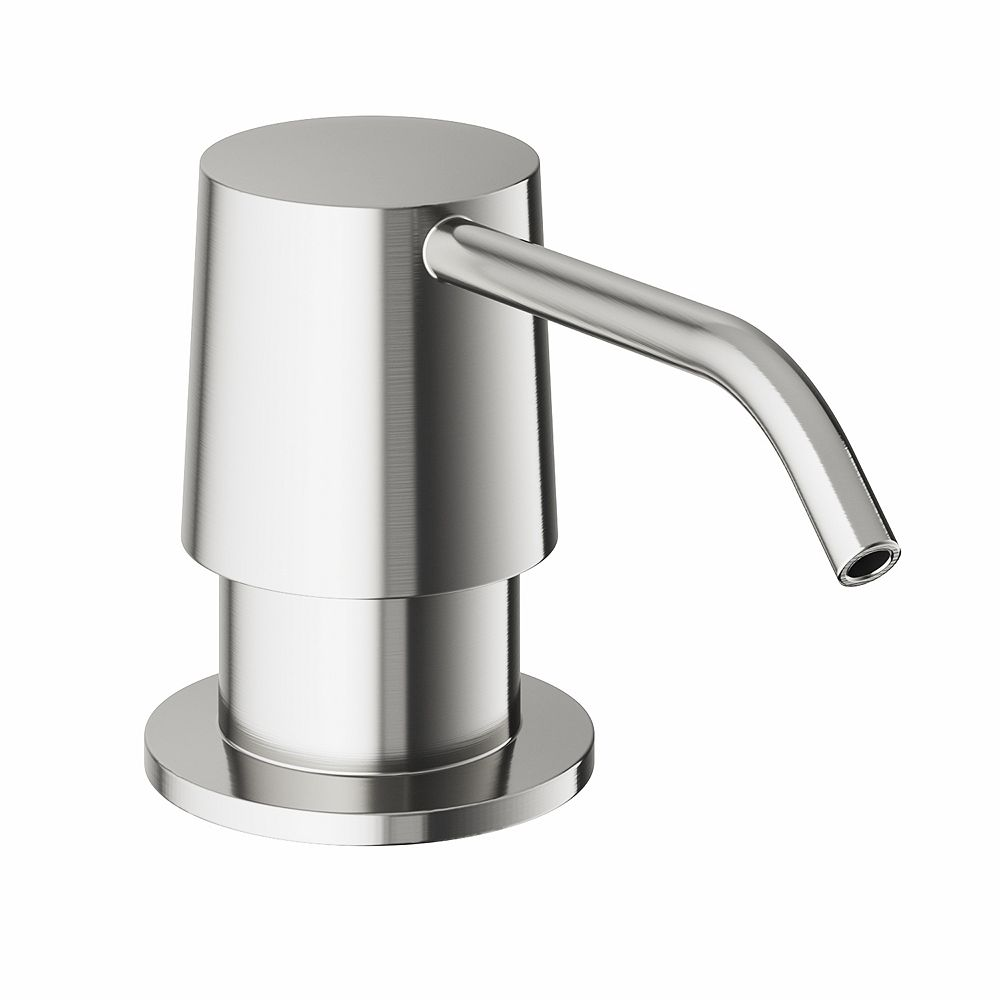 VIGO Kitchen Soap Dispenser in Stainless Steel