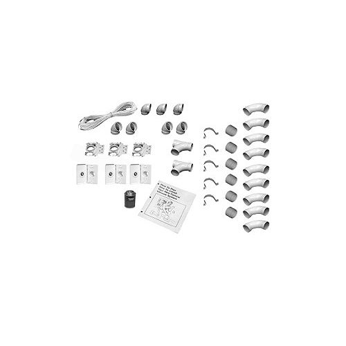 Nuera Air 3 Inlet Installation Kit (no pipe)