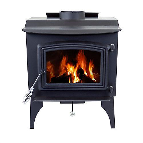1,200 sq. ft. EPA Certified Wood-Burning Stove