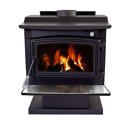 WS-3029 2,200 Sq. Ft. Large Wood Burning Stove