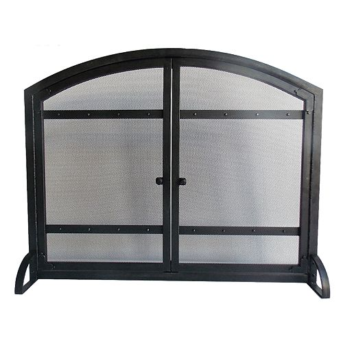 Pleasant Hearth Harper Fireplace Screen