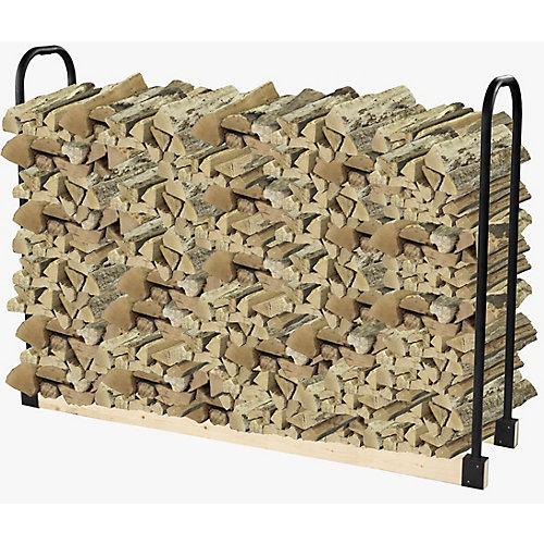 Adjustable Log Rack