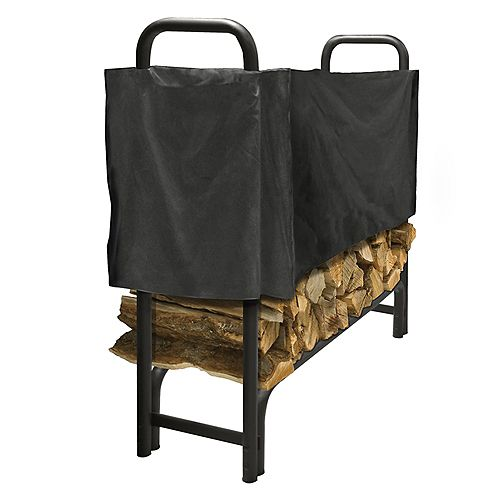 Pleasant Hearth 4ft Half Log Rack Cover