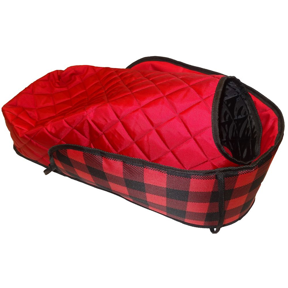Streamridge Plaid XL Sleigh Pad with Bootie