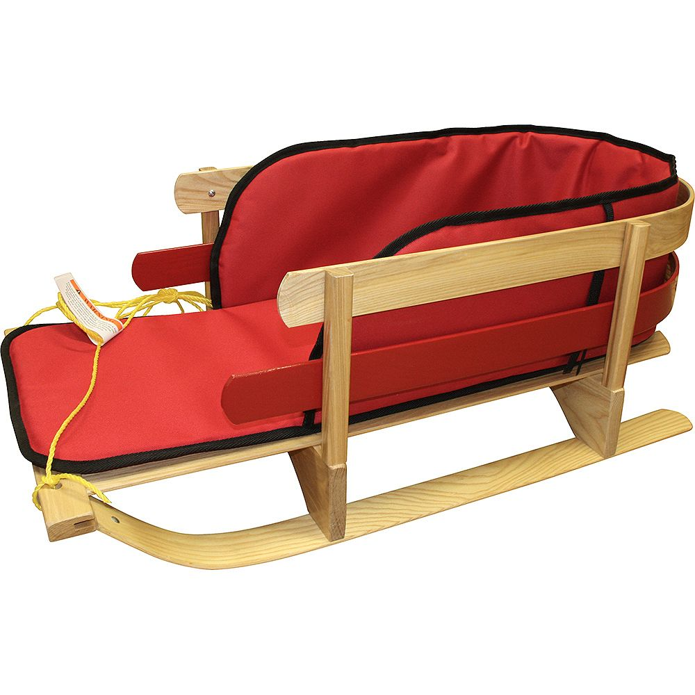 Streamridge Traditional XL Sleigh with Red Pad