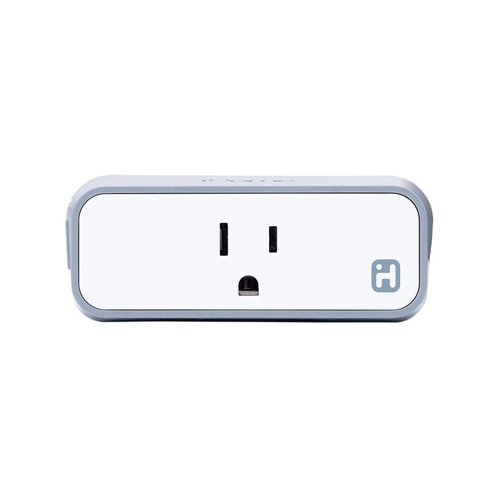 iHome Prise électrique intelligente Wi-Fi