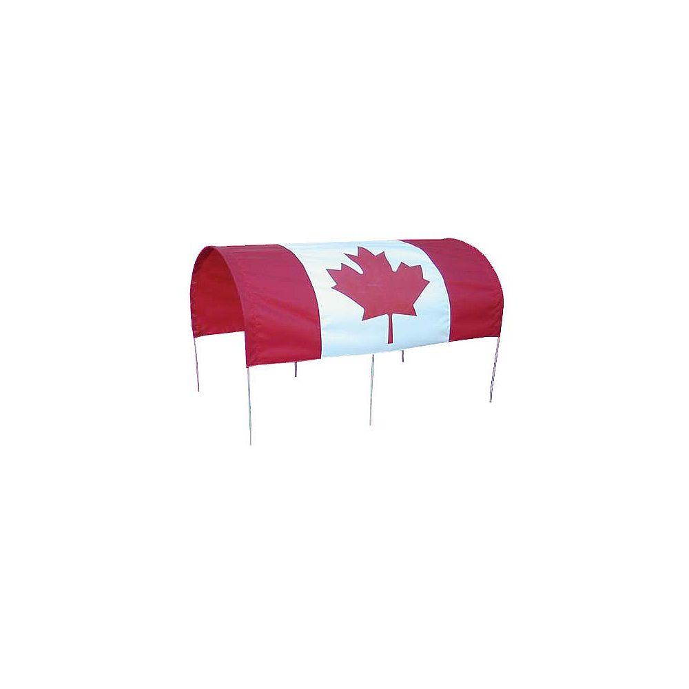 Millside Industries Full Canada Flag Wagon Canopy