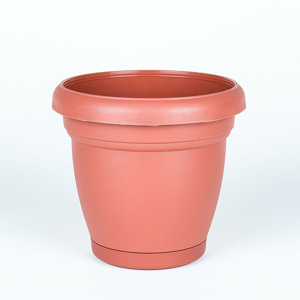 HDG 12-inch Heritage Planter in Spice